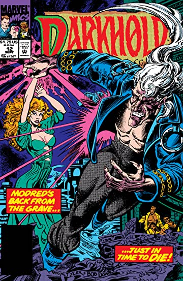 Darkhold: Pages From The Book Of Sins (1992-1994) #12