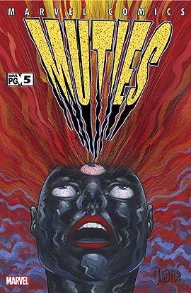 Muties (2002) No.5
