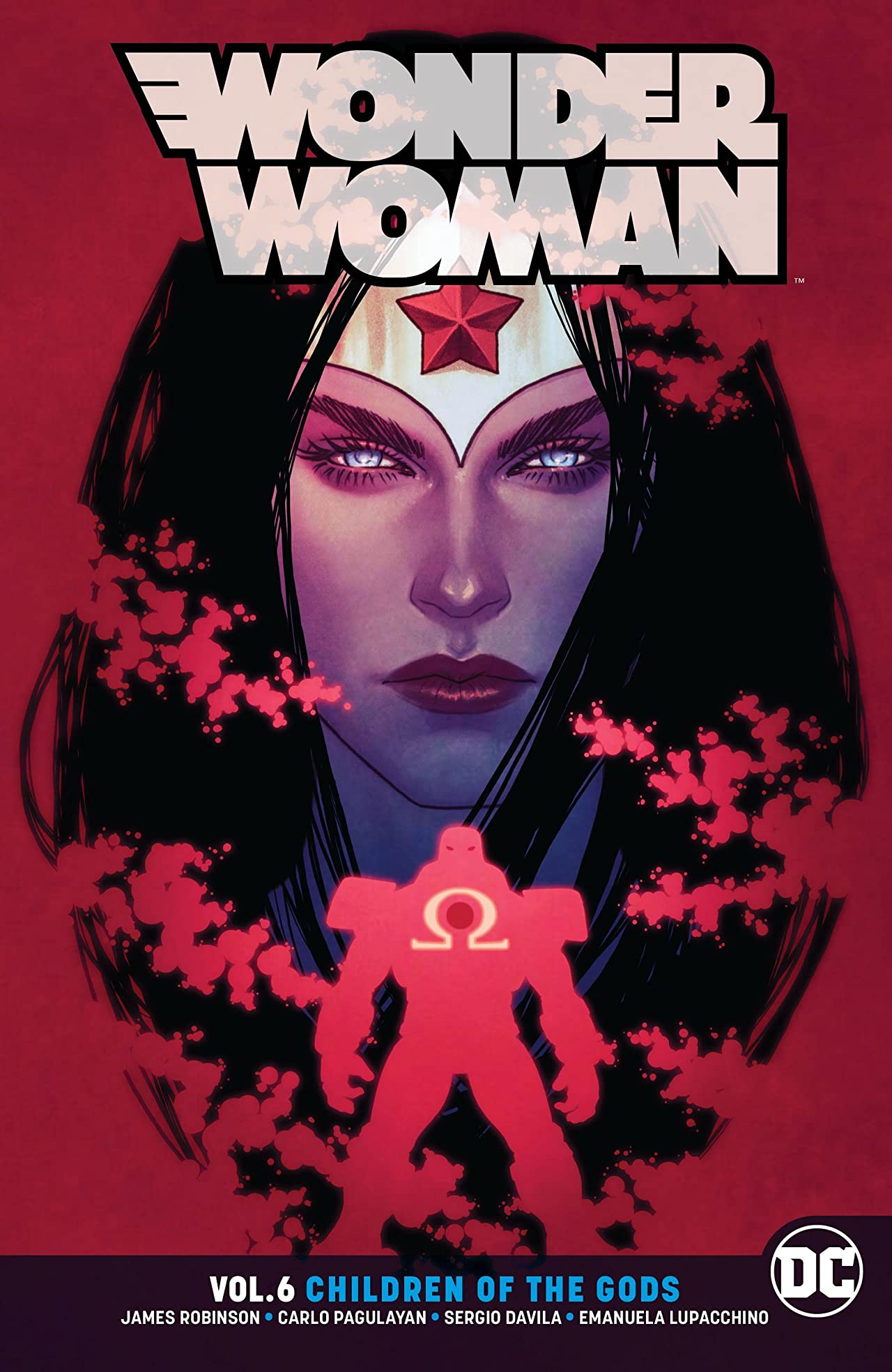 Wonder Woman (2016-) Tome 6: Children of the Gods