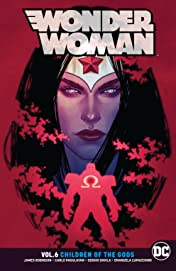 Wonder Woman (2016-) Vol. 6: Children of the Gods