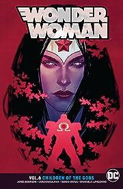 Wonder Woman (2016-) Vol. 6: Children of the Gods
