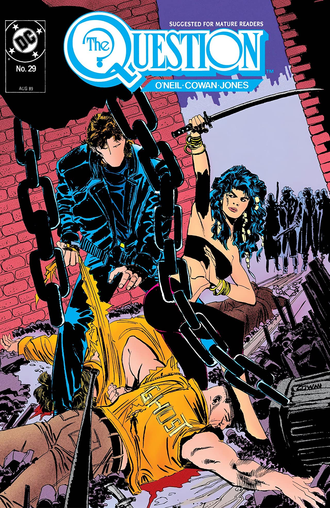 The Question (1986-2010) #29