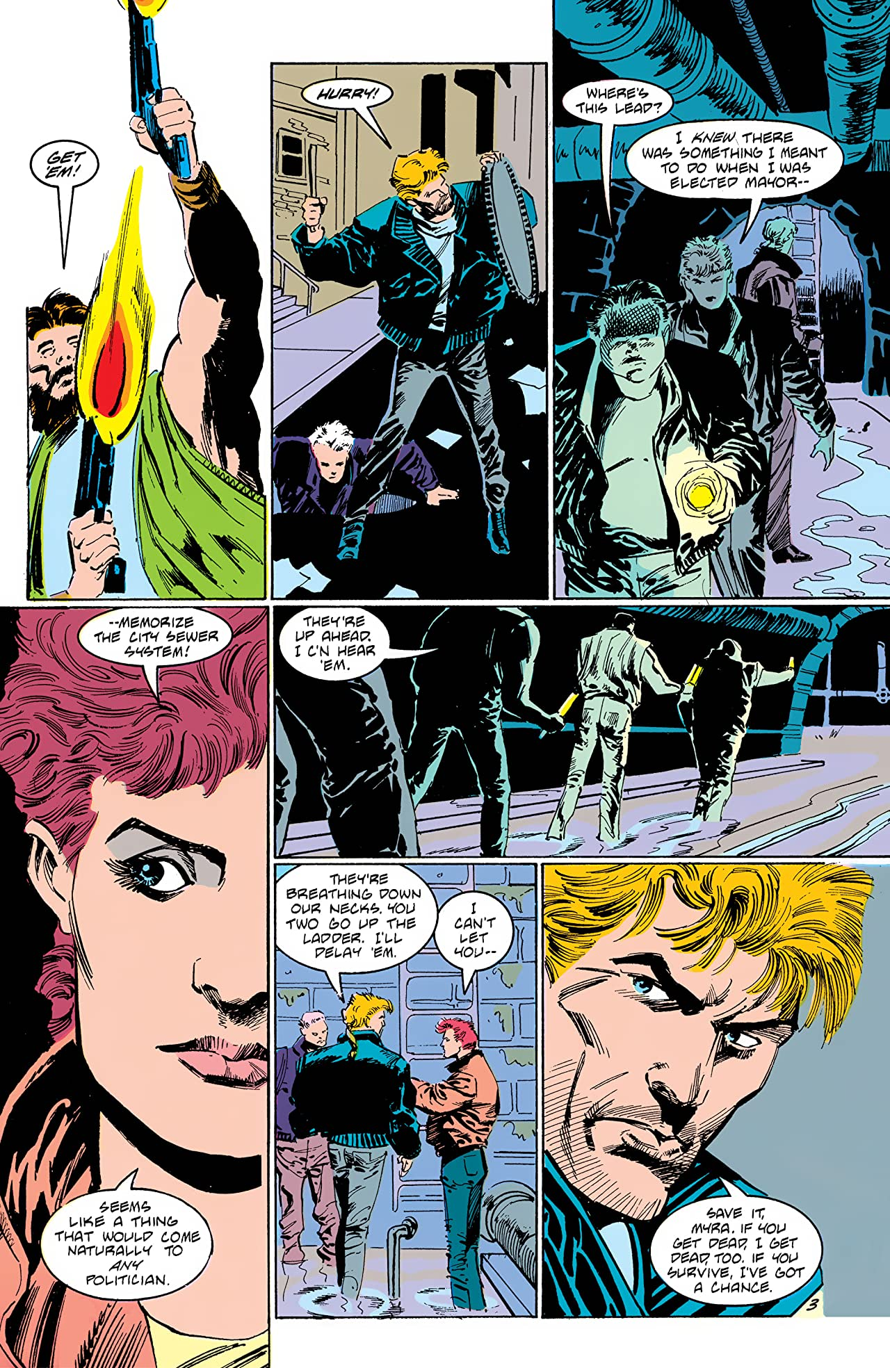 The Question (1986-2010) #30