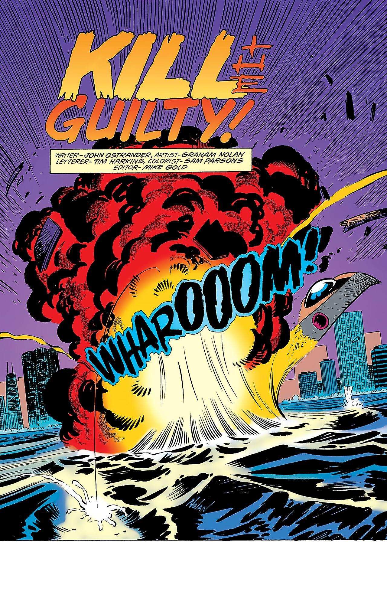 Hawkworld (1989-1993) #19