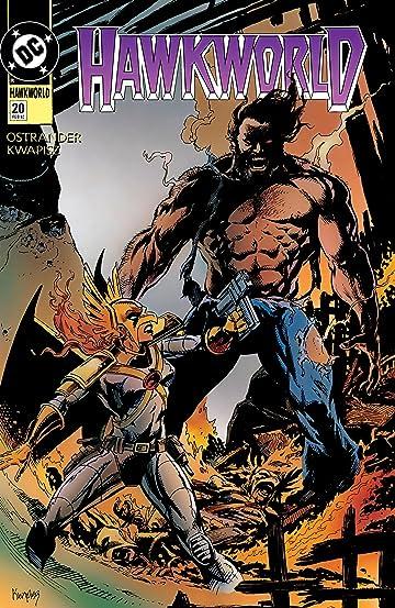 Hawkworld (1989-1993) #20