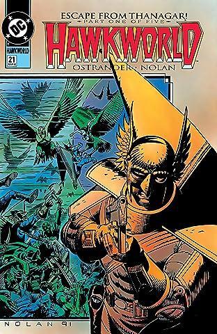 Hawkworld (1989-1993) #21