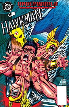 Hawkman (1993-1996) #27