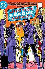 Justice League of America (1960-1987) #198