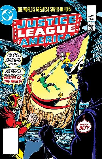 Justice League of America (1960-1987) #199