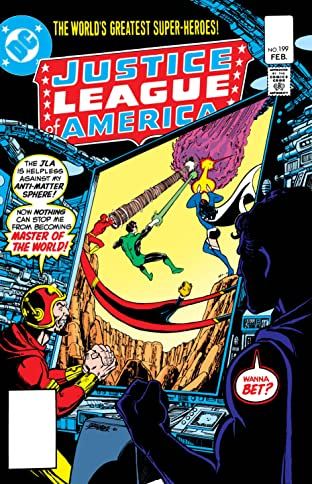 Justice League of America (1960-1987) #199