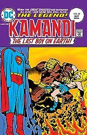 Kamandi: The Last Boy on Earth (1971-1978) #29