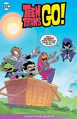 Teen Titans Go! (2013-) #60