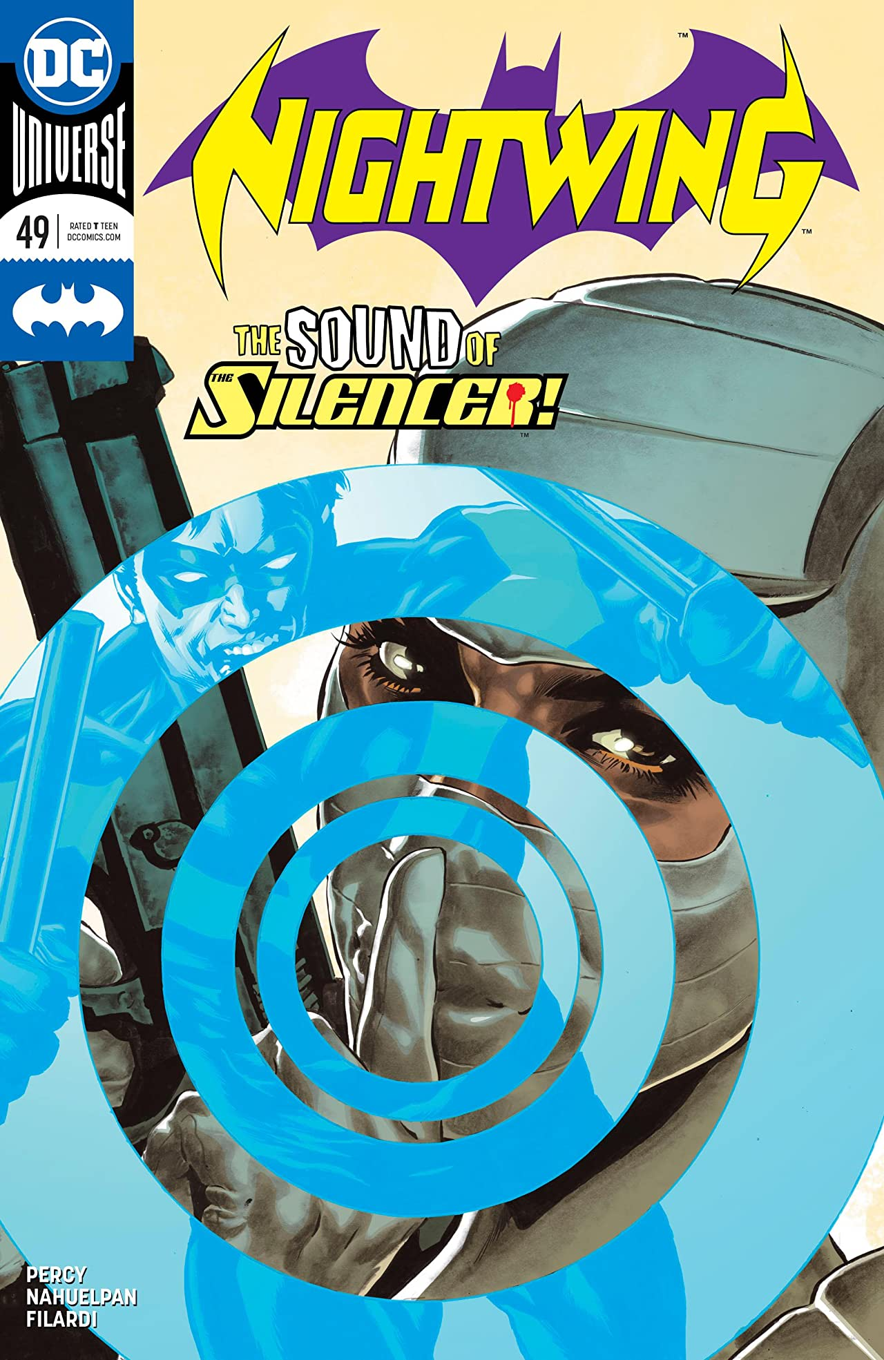 Nightwing (2016-) No.49