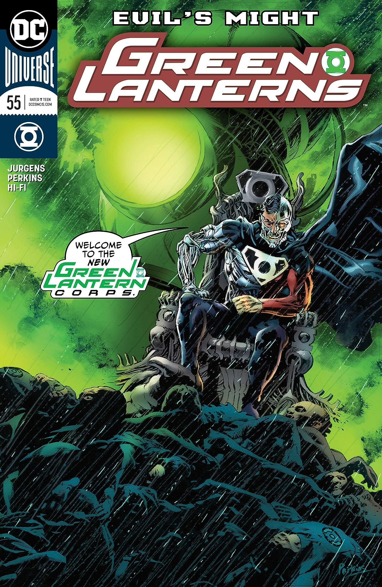 Green Lanterns (2016-) No.55