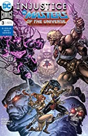 Injustice Vs. Masters of the Universe (2018-2019) #3