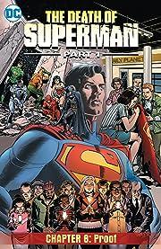 Death of Superman, Part 1 (2018) #8