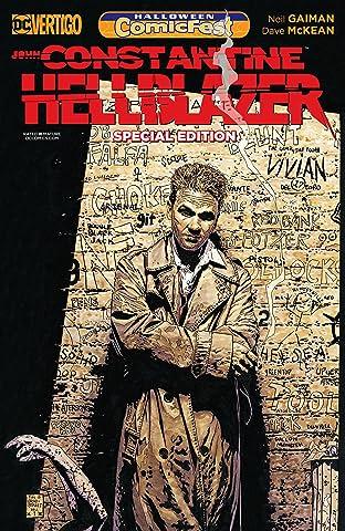 John Constantine, The Hellblazer 2018 Halloween ComicFest Special (2018-) #1