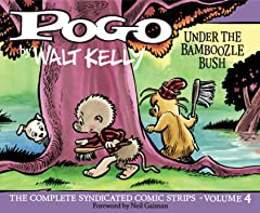 Pogo: The Complete Daily & Sunday Comic Strips Vol. 4: Under the Bamboozle Bush