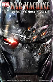 War Machine (2008-2010) #6