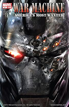 War Machine (2008-2010) #6