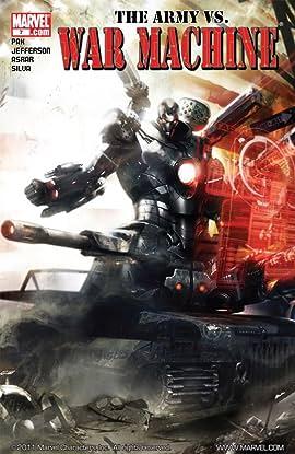 War Machine (2008-2010) #7