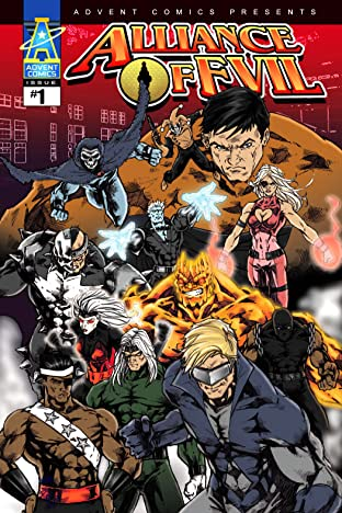 Alliance of Evil #1