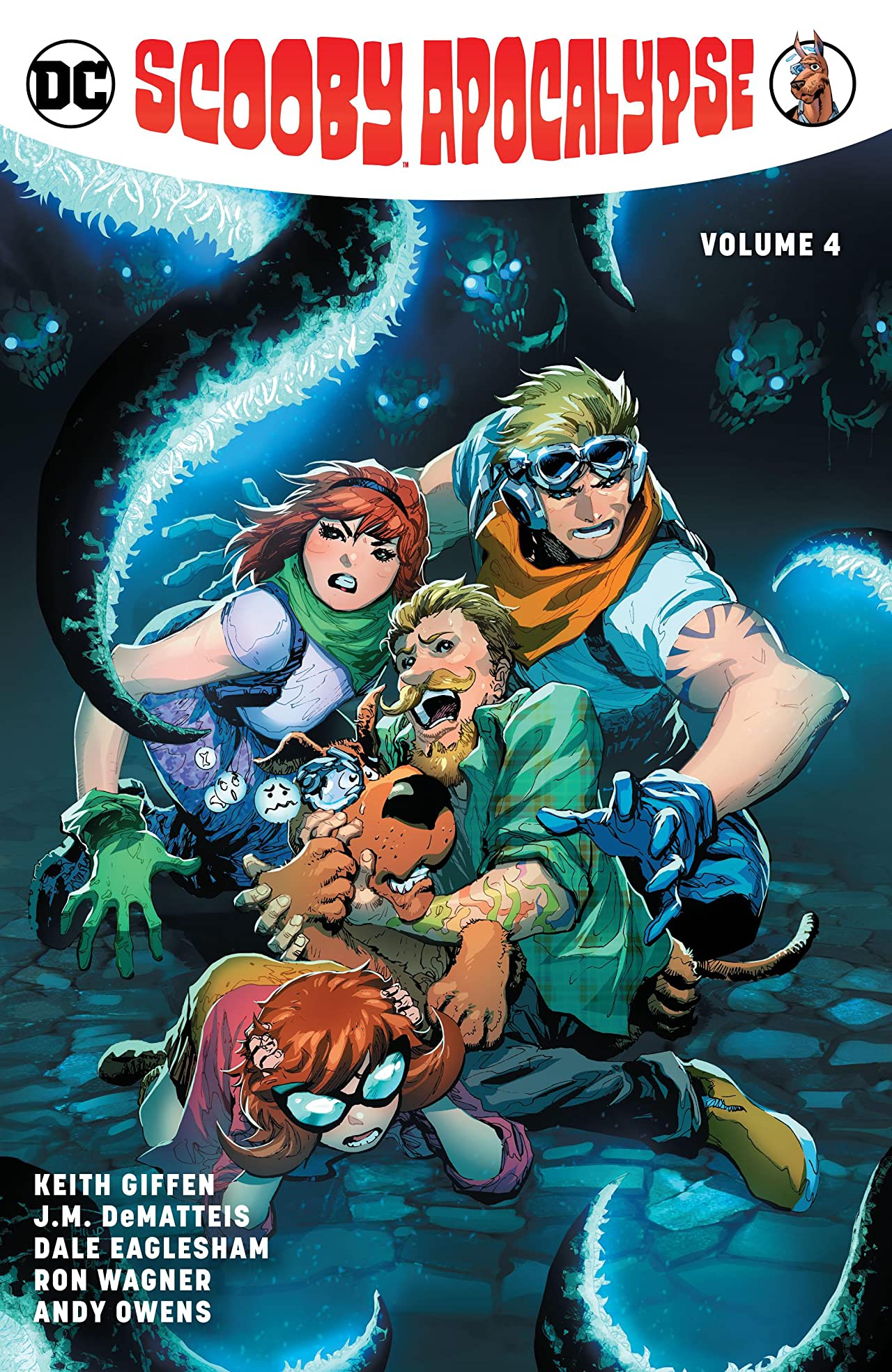 Scooby Apocalypse (2016-) Vol. 4