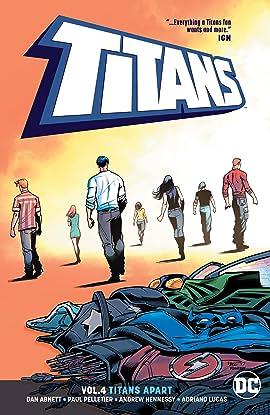 Titans (2016-) Vol. 4: Titans Apart