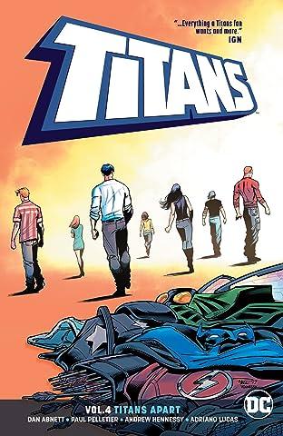 Titans (2016-) Tome 4: Titans Apart