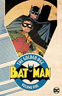 Batman: The Golden Age  Vol. 5