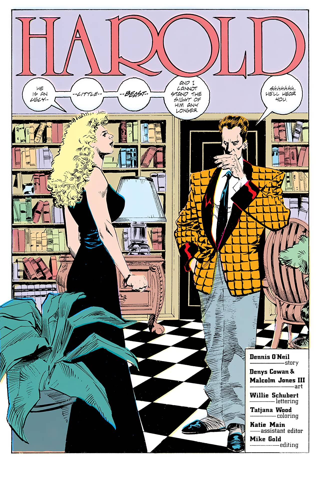 The Question (1986-2010) #33