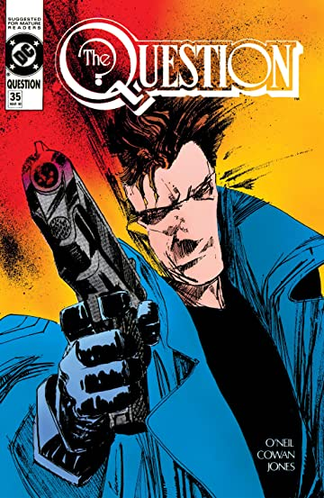 The Question (1986-2010) #35