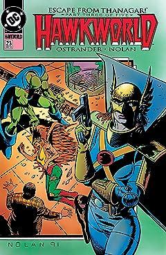 Hawkworld (1989-1993) #23