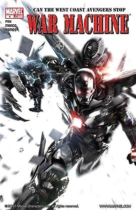 War Machine (2008-2010) #8