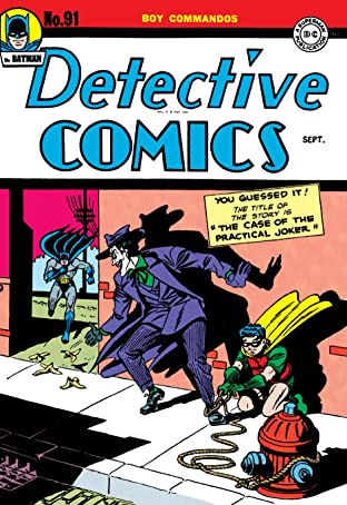 Detective Comics (1937-2011) #91