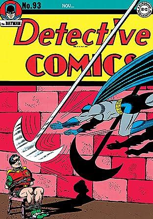 Detective Comics (1937-2011) #93