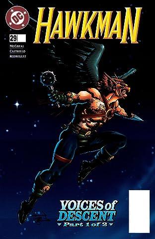 Hawkman (1993-1996) #29