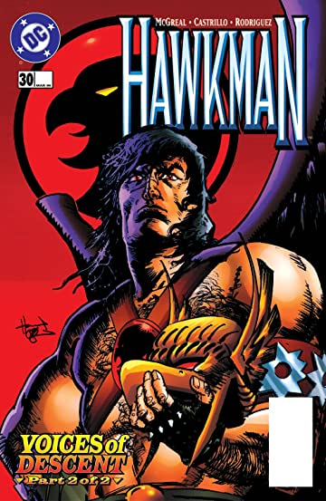 Hawkman (1993-1996) #30