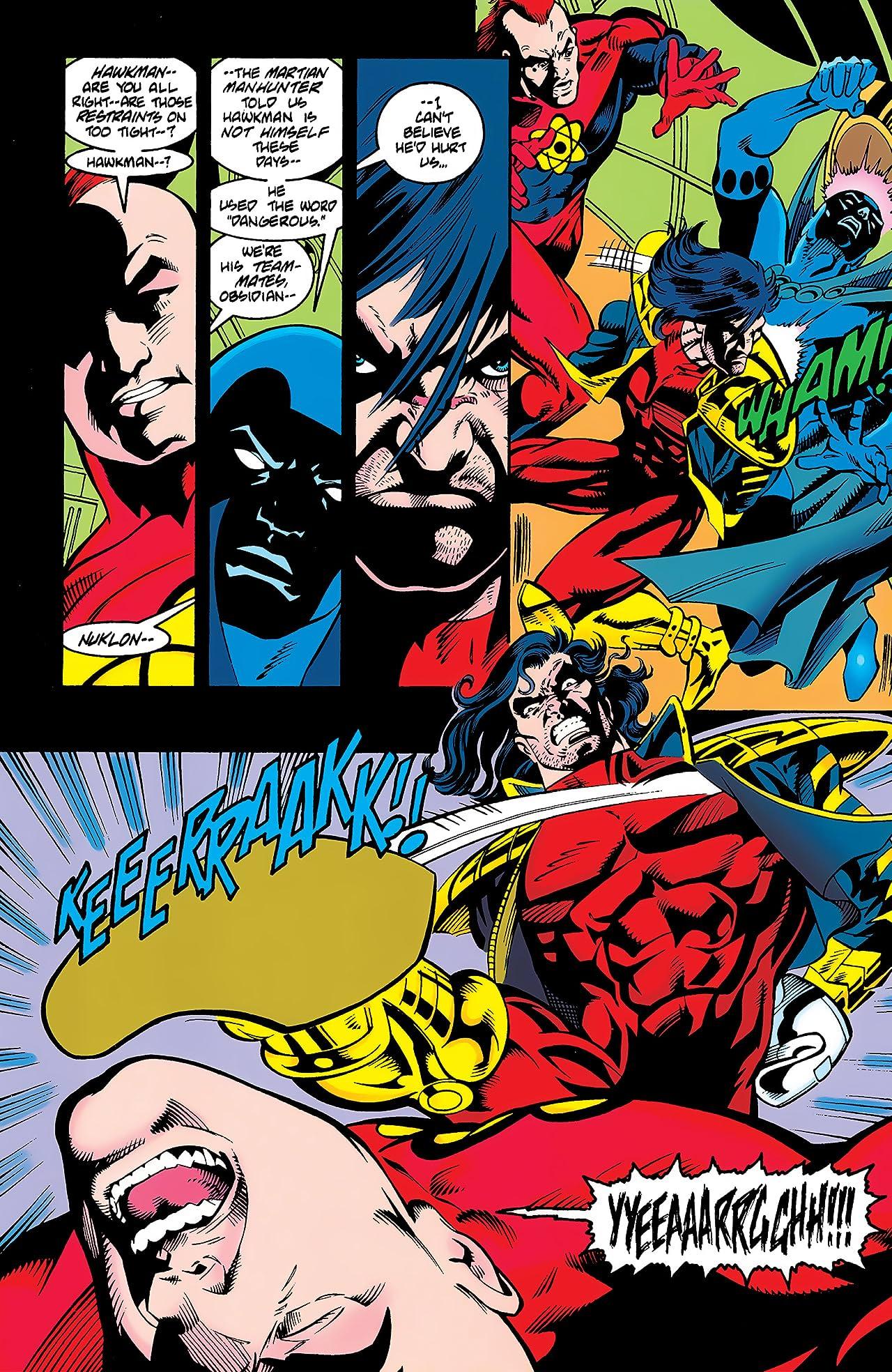 Hawkman (1993-1996) #32