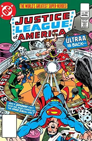 Justice League of America (1960-1987) #201