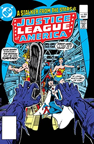 Justice League of America (1960-1987) #202