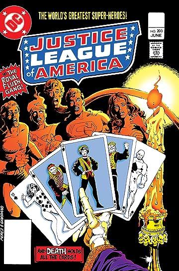 Justice League of America (1960-1987) #203