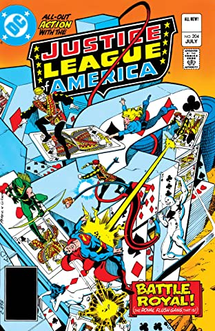 Justice League of America (1960-1987) #204