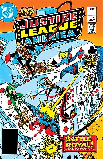 Justice League of America (1960-1987) #204
