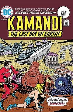 Kamandi: The Last Boy on Earth (1971-1978) #30
