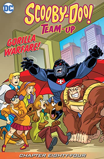 Scooby-Doo Team-Up (2013-) #84