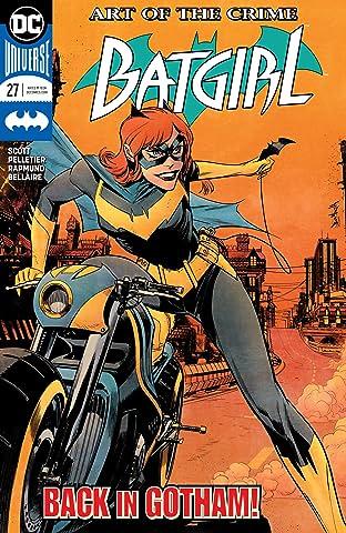 Batgirl (2016-) #27