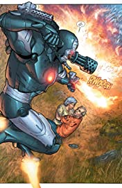 War Machine (2008-2010) #9