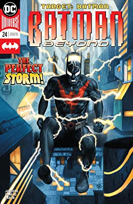 Batman Beyond (2016-) #24