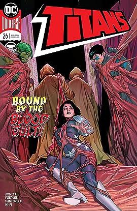 Titans (2016-2019) #26